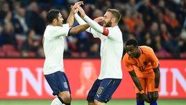 Голландия - Италия:  Капелло увидел поражение Промеса