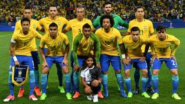 Звезды Бразилии. Они едут в Россию