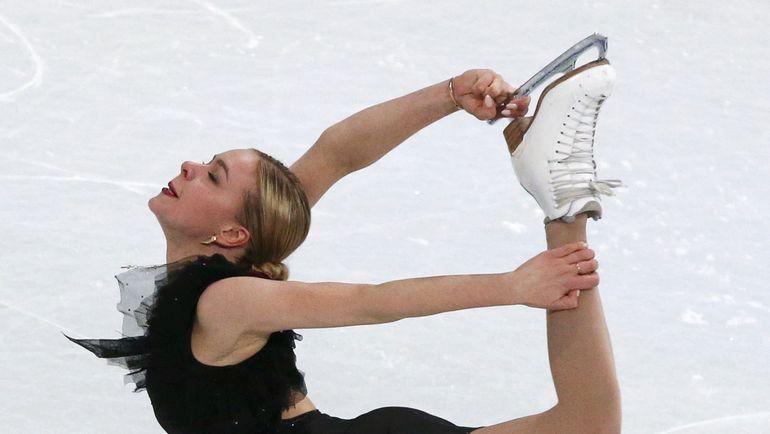 Сегодня. Хельсинки. Анна ПОГОРИЛАЯ. Фото AFP