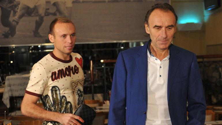 Скончался прежний футболист «Спартака» иЦСКА Валерий Глушаков