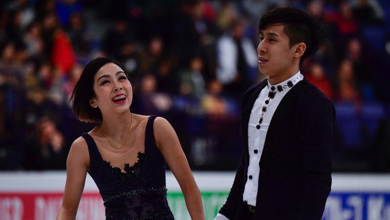 Китайцы Венцзинь СЮЙ и Цун ХАНЬ - главные фавориты чемпионата мира. Фото AFP