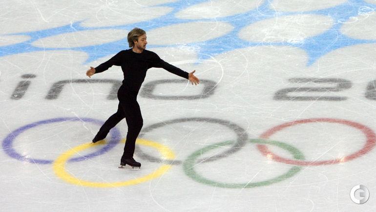 2006 год. Евгений ПЛЮЩЕНКО. Фото AFP