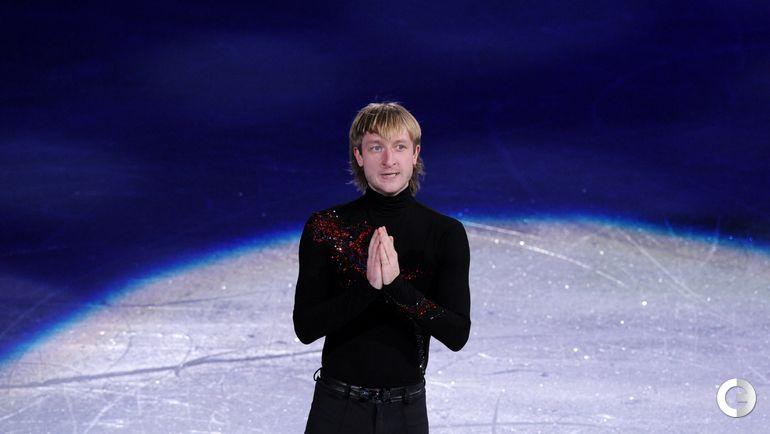 2010 год. Евгений ПЛЮЩЕНКО. Фото AFP