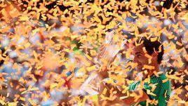 Федерер обыграл Надаля в финале турнира в Майами