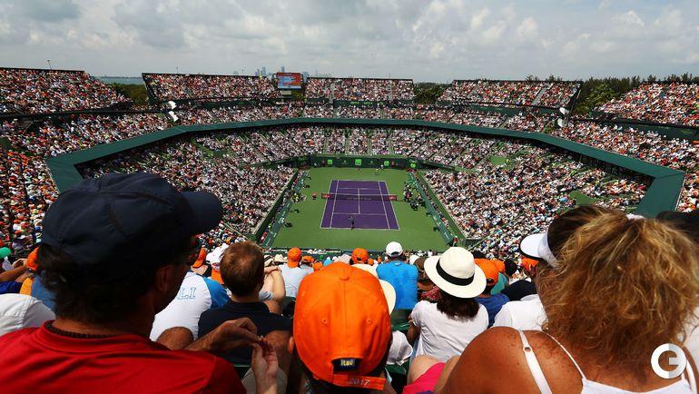 Сегодня. Майами. Болельщики. Фото AFP
