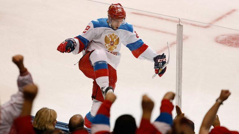 Евгений КУЗНЕЦОВ. Фото AFP