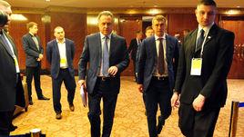 Мутко, Черчесов и Колобков обсудили развитие футбола в России