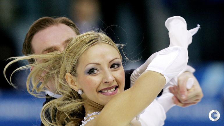 2005 год. Татьяна НАВКА. Фото AFP