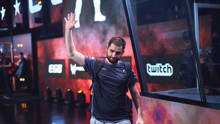 "игрок SK Gaming Габриэль ""Fallen"" Толедо. Фото starladder"