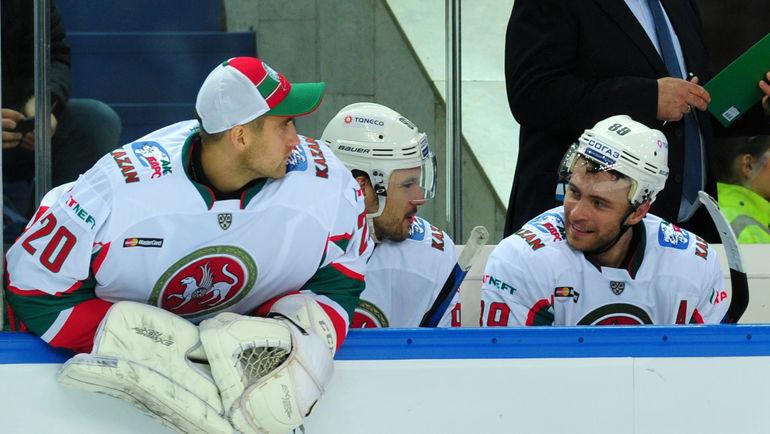 "Станислав ГАЛИМОВ (слева). Фото Никита УСПЕНСКИЙ, ""СЭ"""