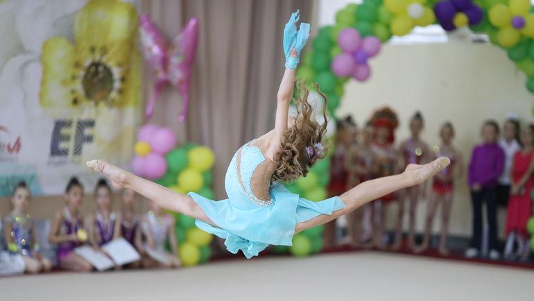 Выступление Ангелины ДМИТРИЕВОЙ. Фото Станислав СИЛЬЯНОВ