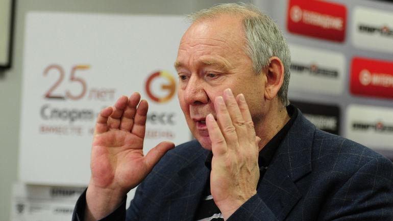 Олег Романцев: Верю в победу – и над «Зенитом», и в чемпионате