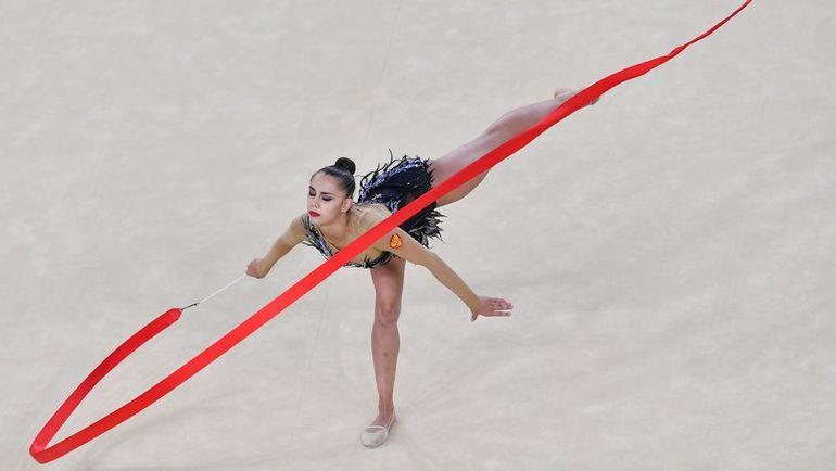 Маргарита МАМУН. Фото REUTERS