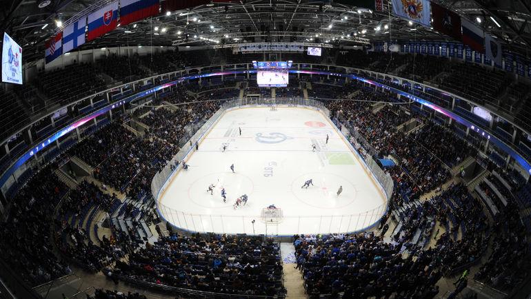 """Повысится ли интерес к КХЛ в случае сокращения лиги? Фото Александр ФЕДОРОВ, """"СЭ"""""""