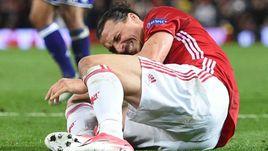 Жуткая травма Ибрагимовича. Как это было