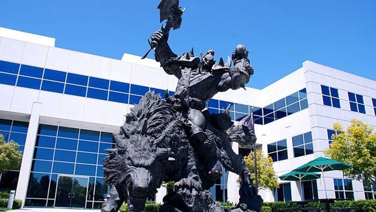 Офис компании Blizzard. Фото mosgeek.com