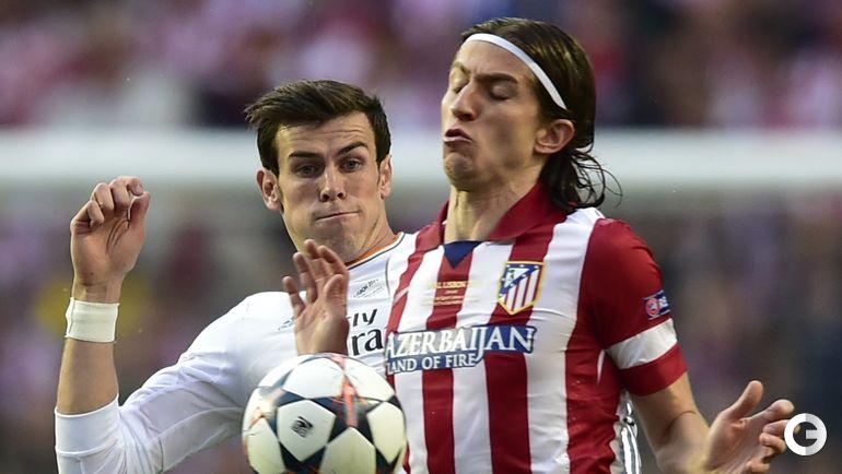 """24 мая 2014 года. Лиссабон. """"Реал"""" - """"Атлетико"""" - 4:1 д.в. Фото AFP"""