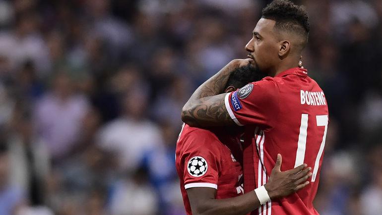 """""""Бавария"""" не только вылетела из Лиги чемпионов, но и столкнулась с кадровыми проблемами. Фото AFP"""
