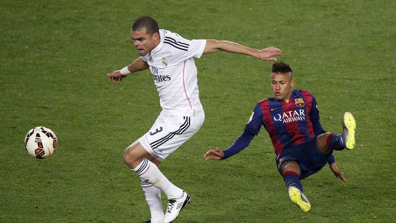 «Барселона» объявила, что Неймар пропустит матч с«Реалом»