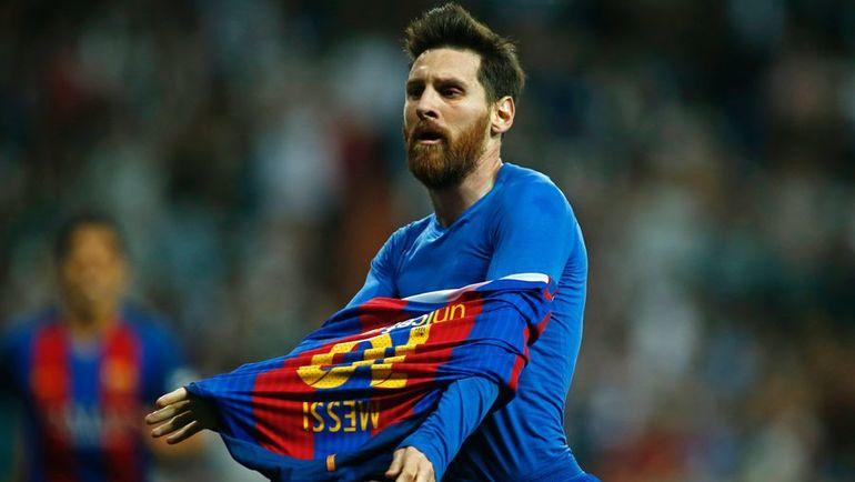 Воскресенье. Мадрид.'Реал-'Барселона- 2:3. Лионель МЕССИ принес победу каталонцам