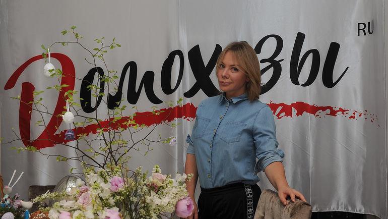 """Мария ЛОПАТОВА. Фото Алексей ИВАНОВ, """"СЭ"""""""