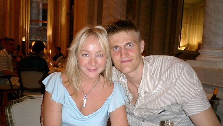 Мария ЛОПАТОВА и Андрей КИРИЛЕНКО. Фото Из архива Марии ЛОПАТОВОЙ и Андрея КИРИЛЕНКО