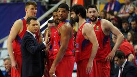 ЦСКА вновь финишировал в регулярном чемпионате на первом месте.