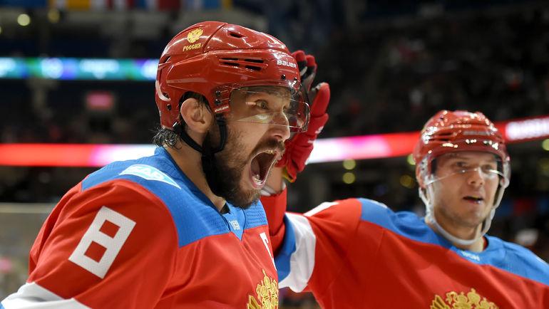 Александр ОВЕЧКИН (слева) и Дмитрий КУЛИКОВ. Фото REUTERS
