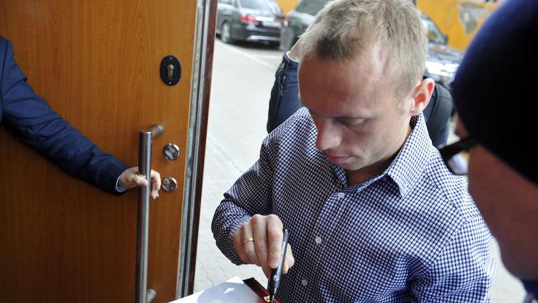 КДК РФС: Глушаков иПавлюченко дисквалифицированы только наодин матч РФПЛ