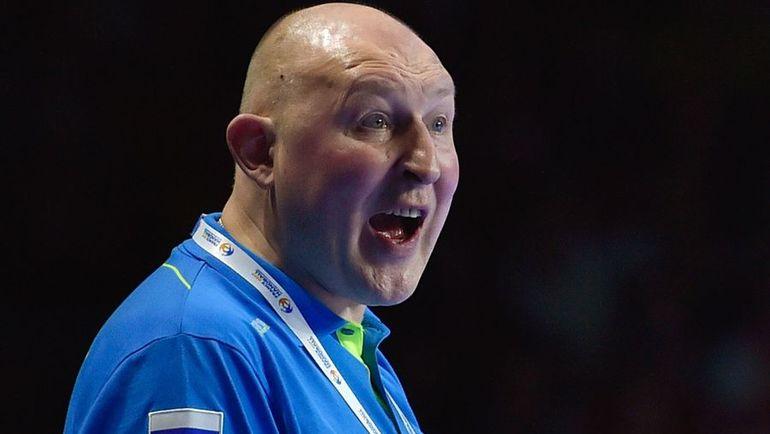 Дмитрий ТОРГОВАНОВ. Фото AFP