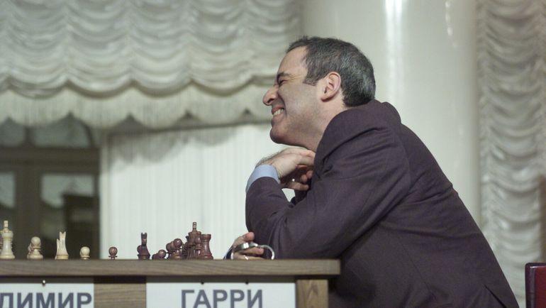 Гарри КАСПАРОВ. Фото Григорий ФИЛИППОВ