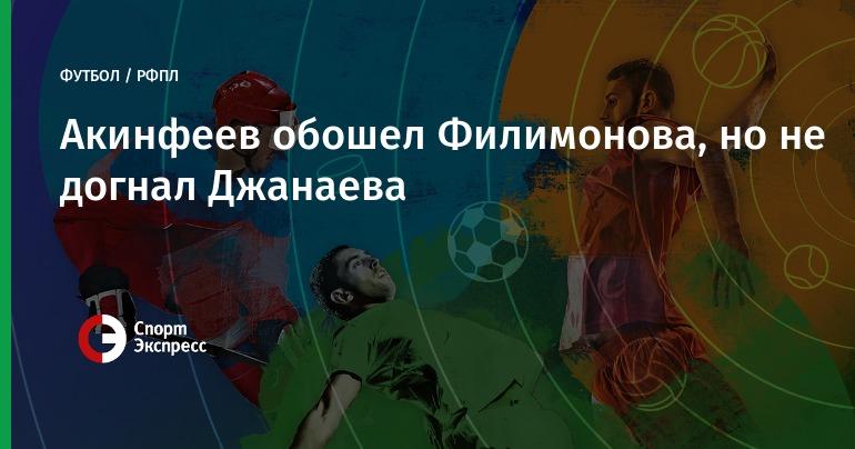 Гончаренко: Акинфеев прервал сухую серию? Вкакой-то мере чувствую облегчение
