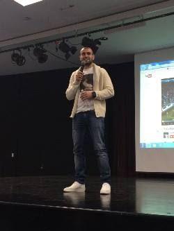 Юра Мовсисян посетил армянскую школу в США (Видео)