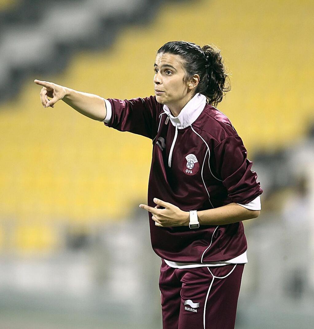 Главным тренером команды французской Лиги 2 назначена женщина. Фото - изображение 1