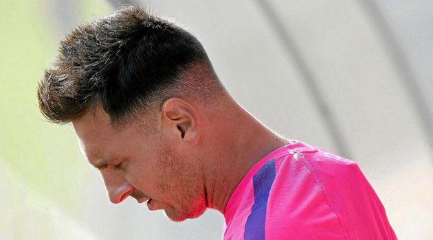 Messi Smenil Prichesku Sport Ekspress