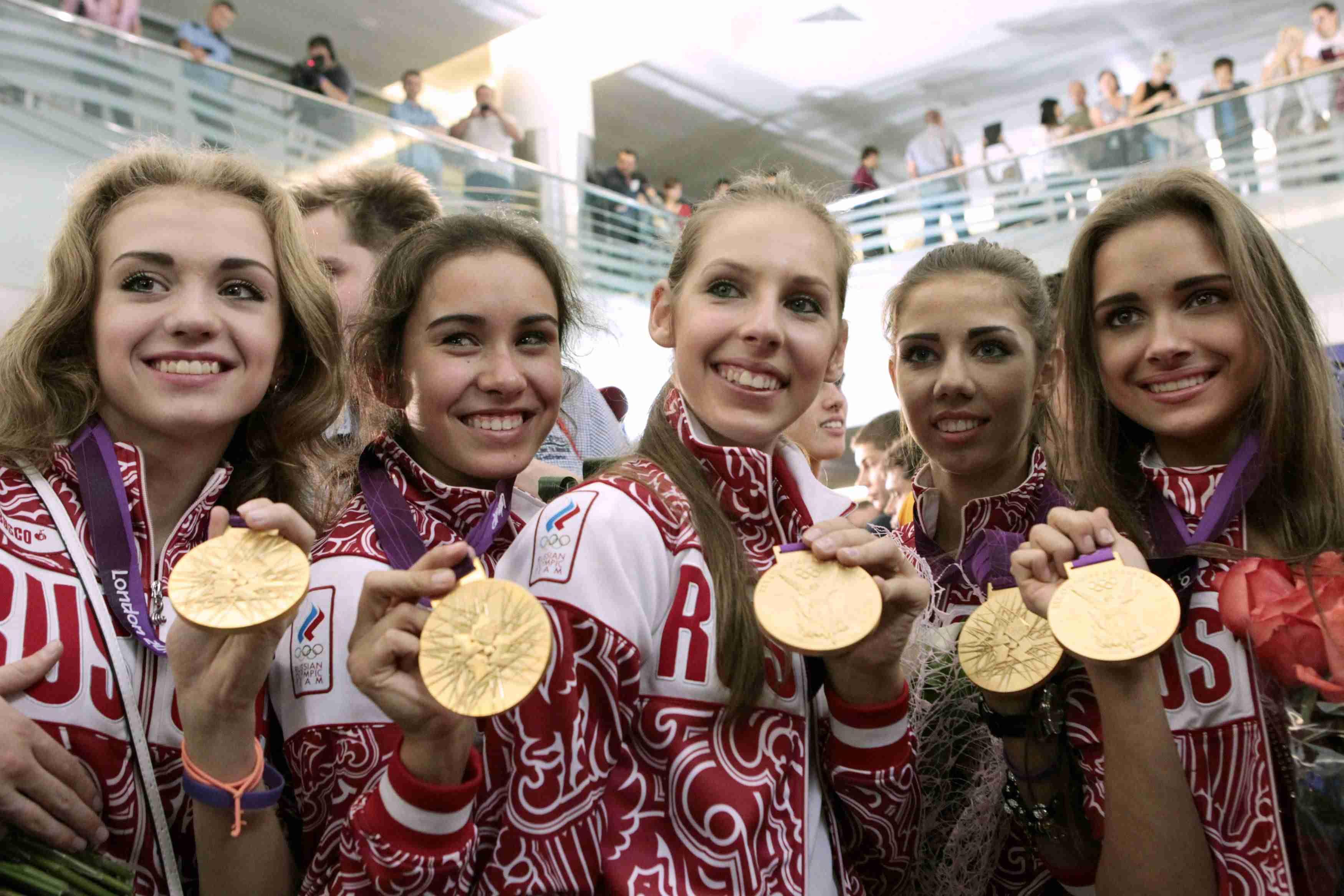 Современные русские спортсмены 4 фотография