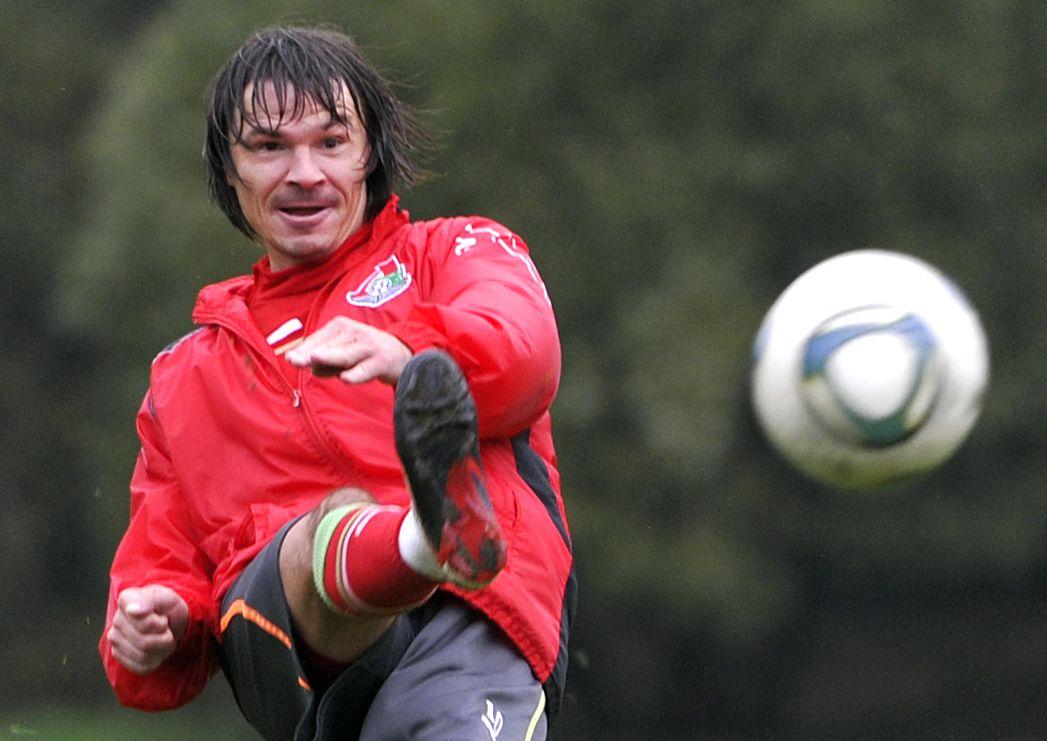 Дмитрий Лоськов: завершил ли я карьеру в качестве игрока? Наверное, да