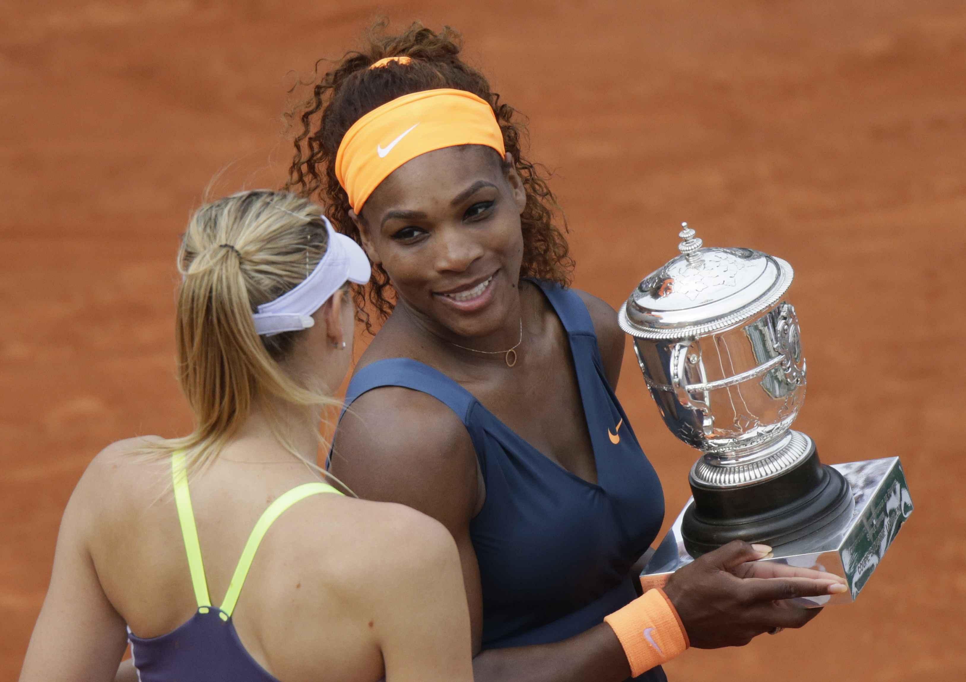 Секс с шараповой теннисистка 17 фотография