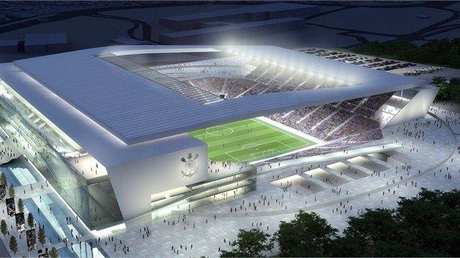 "Стадион ""Сан-Паулу арена"""