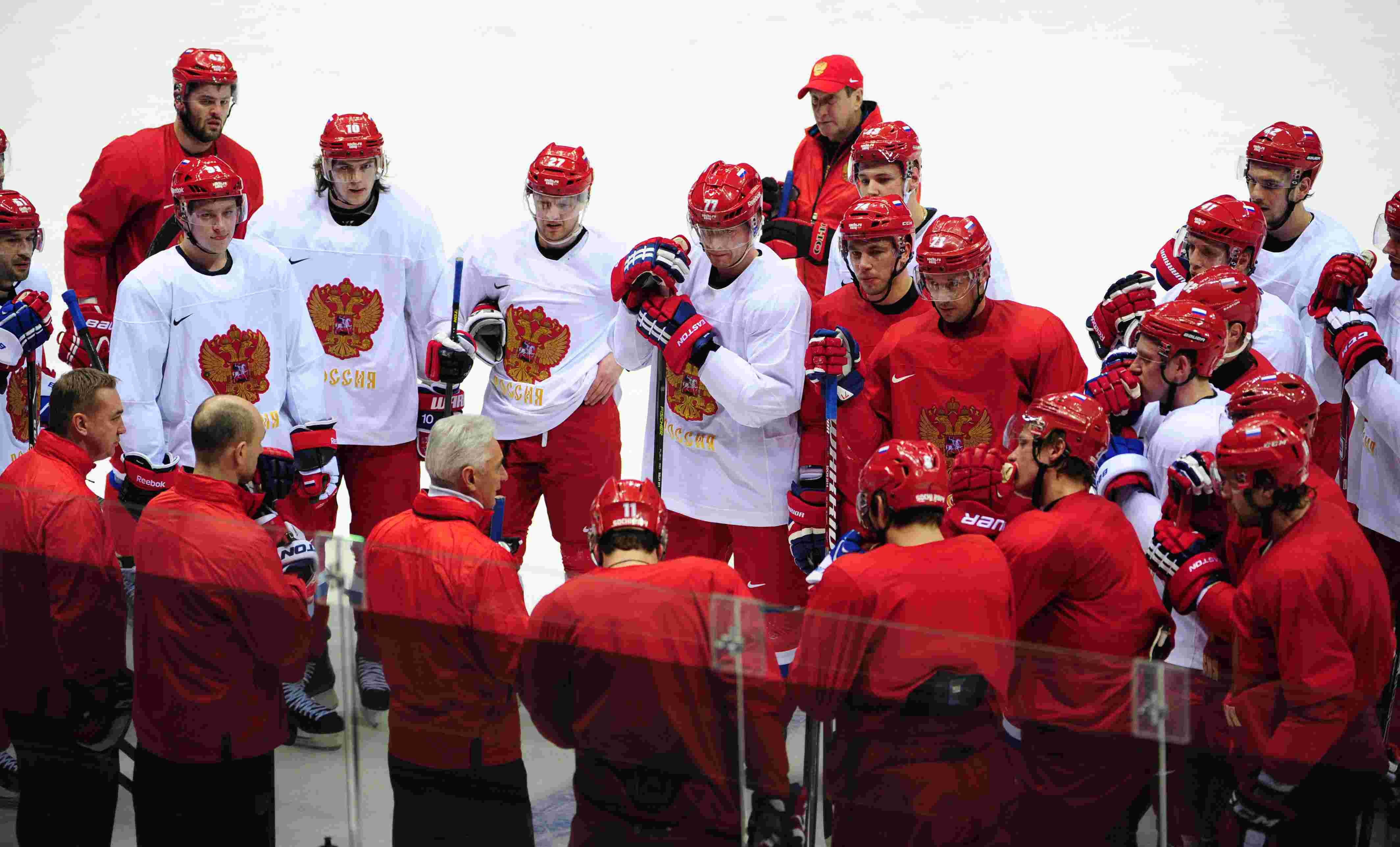 сборная по хоккею россии: