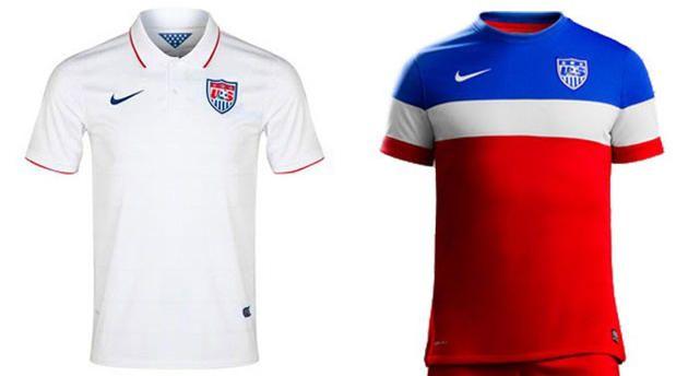форма сборной США по футболу