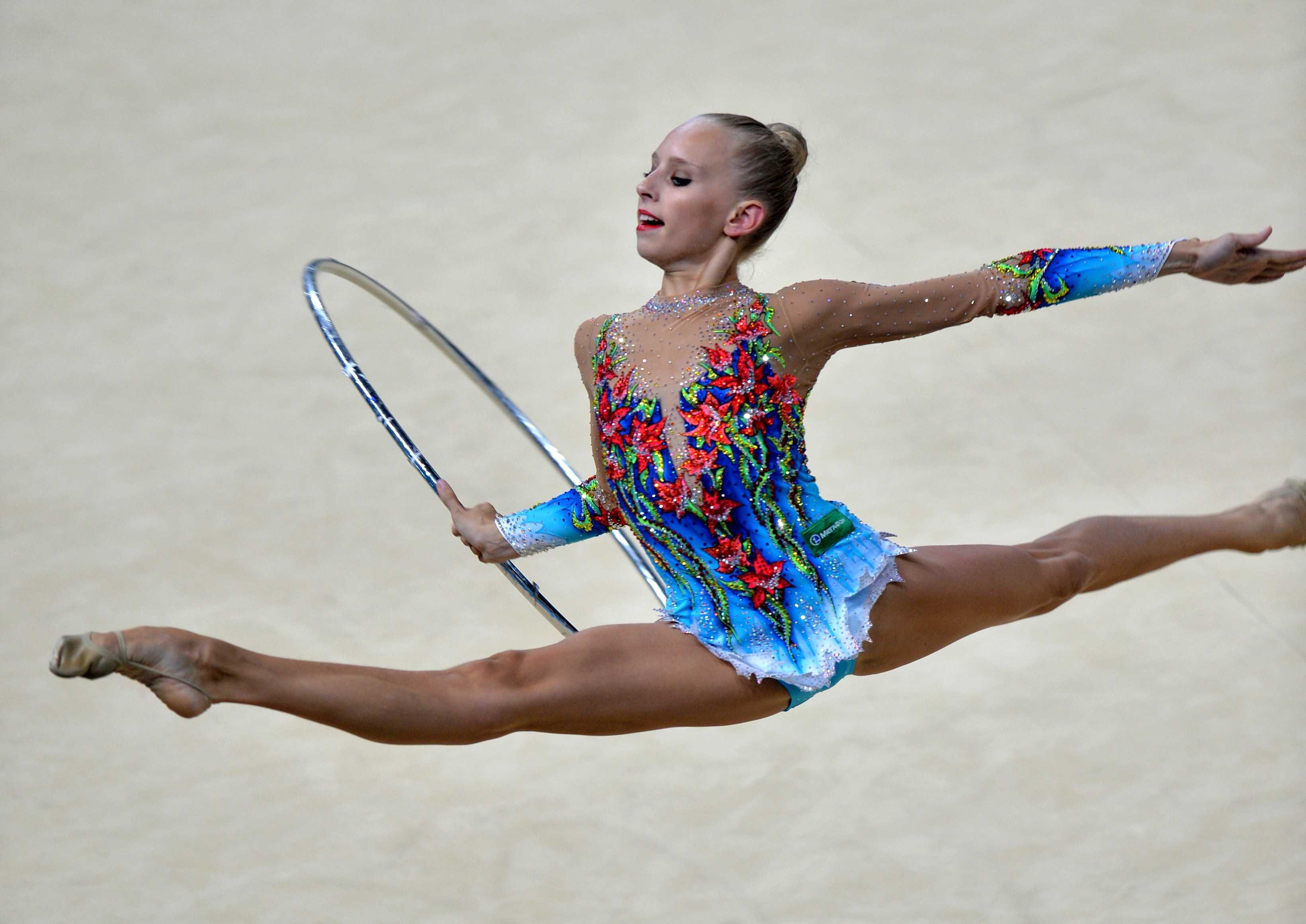 Фото художественной гимнастики 1 фотография