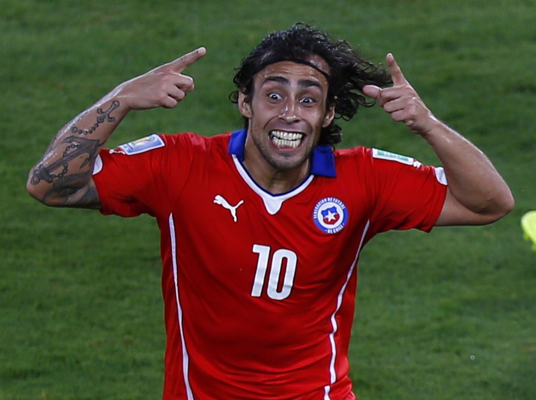 Чили победила Австралию на чемпионате мира