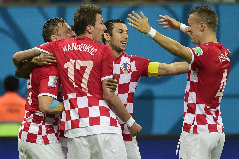 Хорватия разгромила Камерун на чемпионате мира