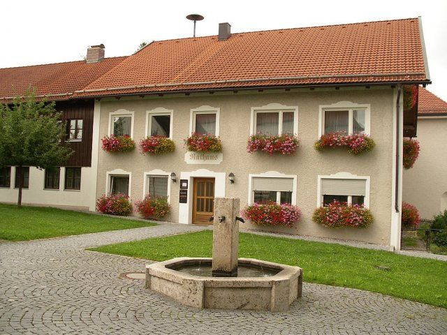 Дом томаса мюллера