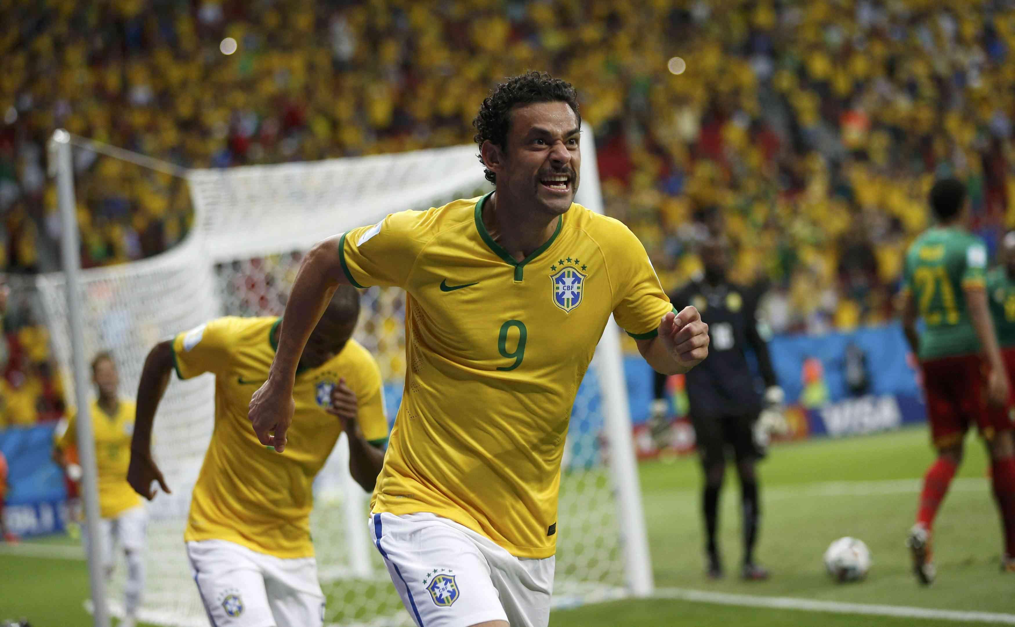 Бразилия разгромила Камерун на чемпионате мира