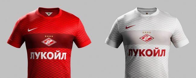 """Игровая форма ФК """"Спартак"""" сезона 2014/15"""