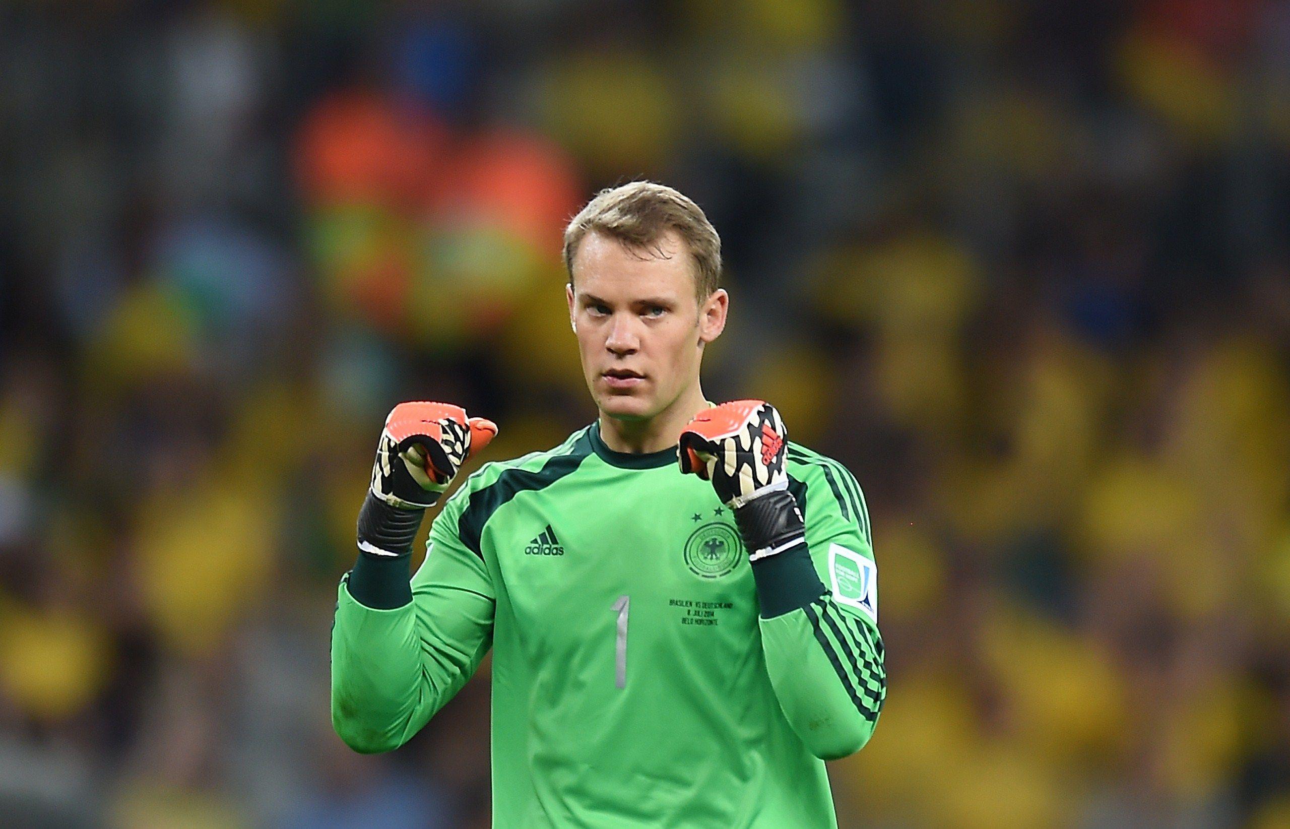 Известный немецкий футболист