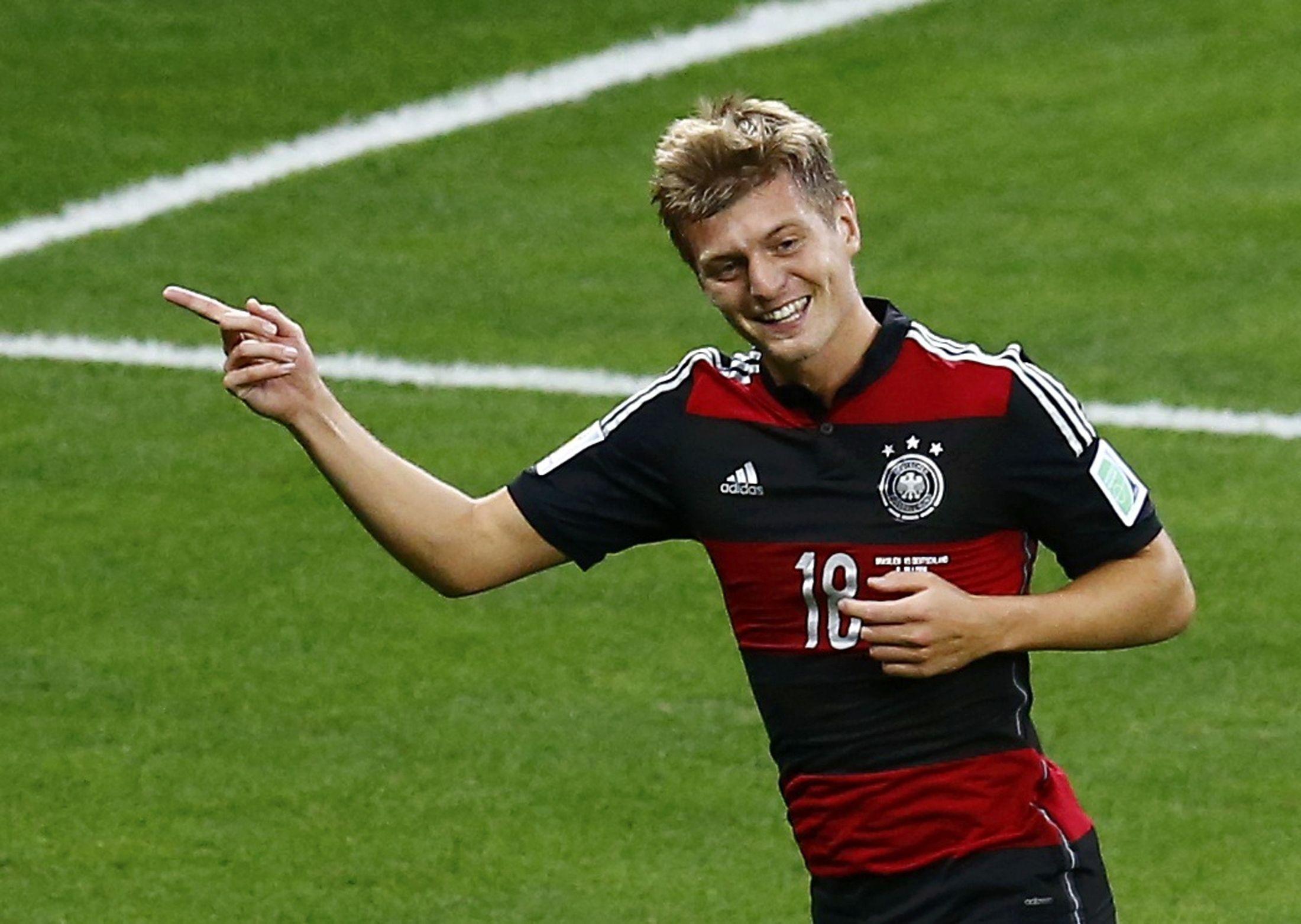 Немецкие футболисты имена