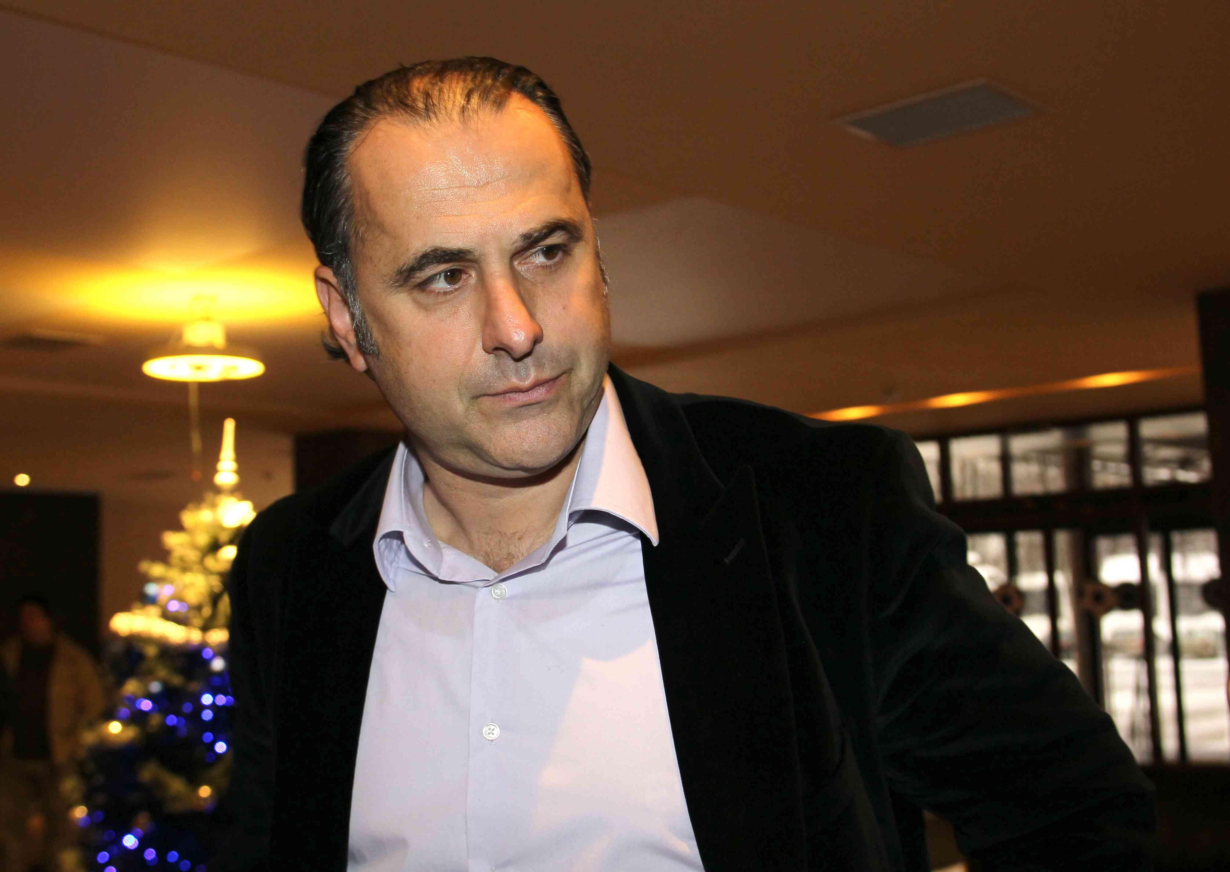 "Миодраг Божович: ""Не делю президентов клубов    на женщин и мужчин"""